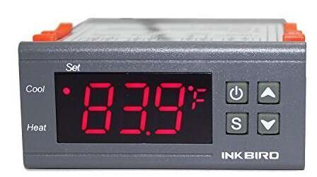 Termostato para control de temperatura
