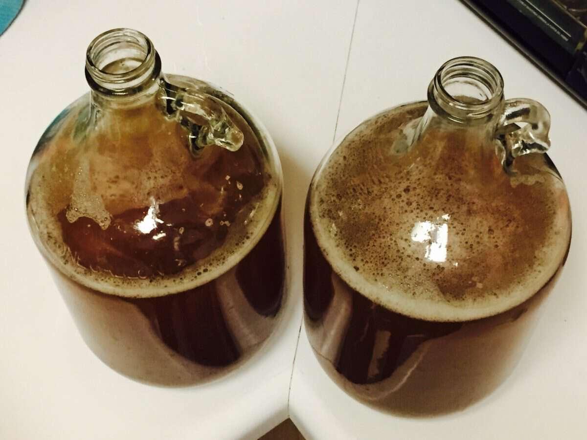 Riesgos de trasladar el mosto a un fermentador secundario