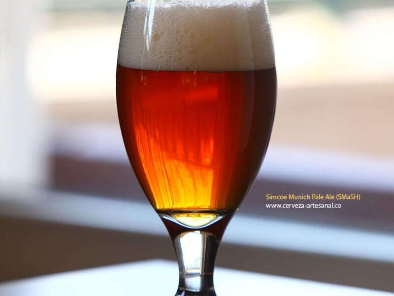 Simcoe Munich SMaSH Pale Ale