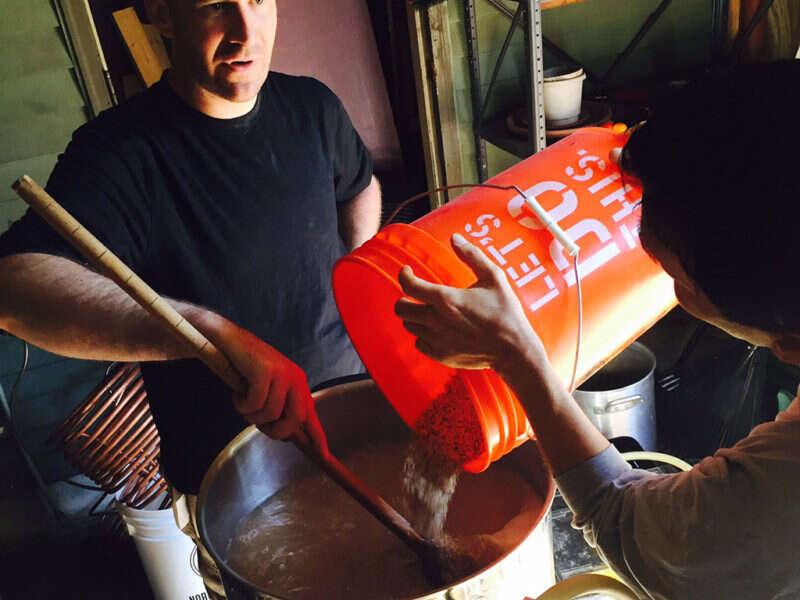 Haciendo cerveza con Michael Tonsmeire – el Mad Fermentationist
