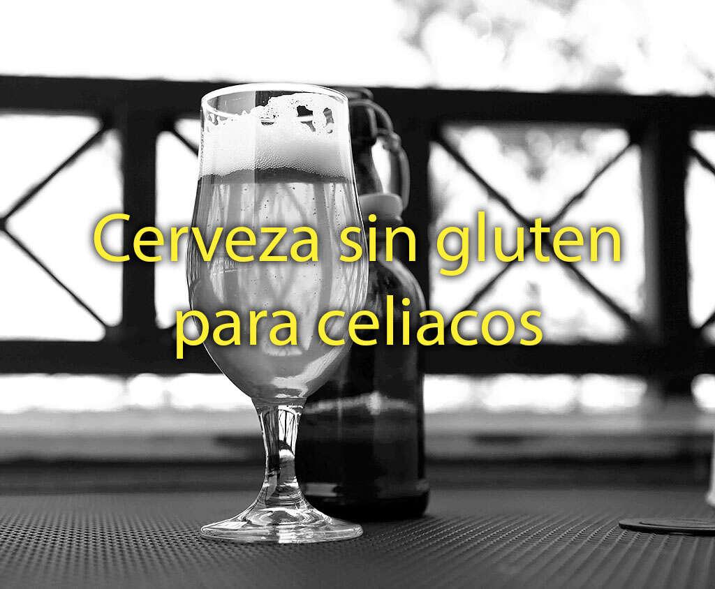 Cerveza de zanahoria para celiacos (libre de gluten)