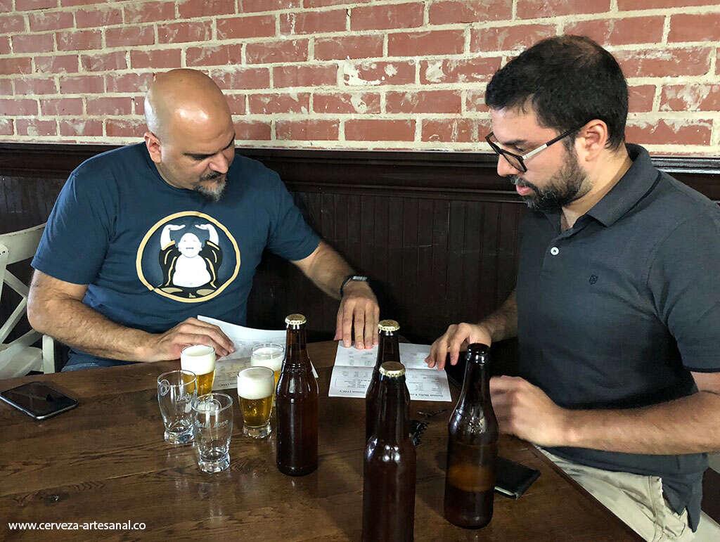 Selección de cerveza saison para elaborar en cervecería Belly Love